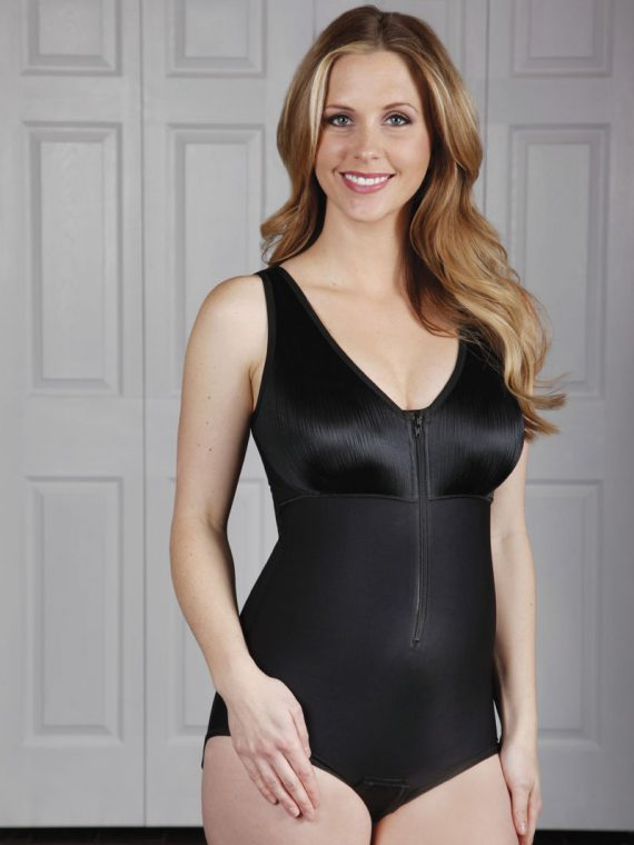 SC-25F Abdominoplasty Body Shaper with Front Zipper