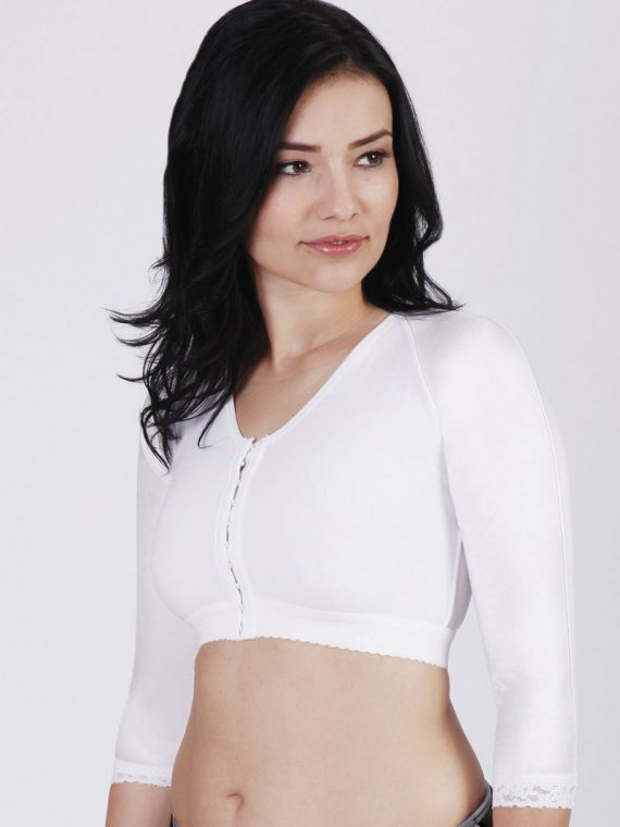 SC-475 Sports Bra with Sleeves