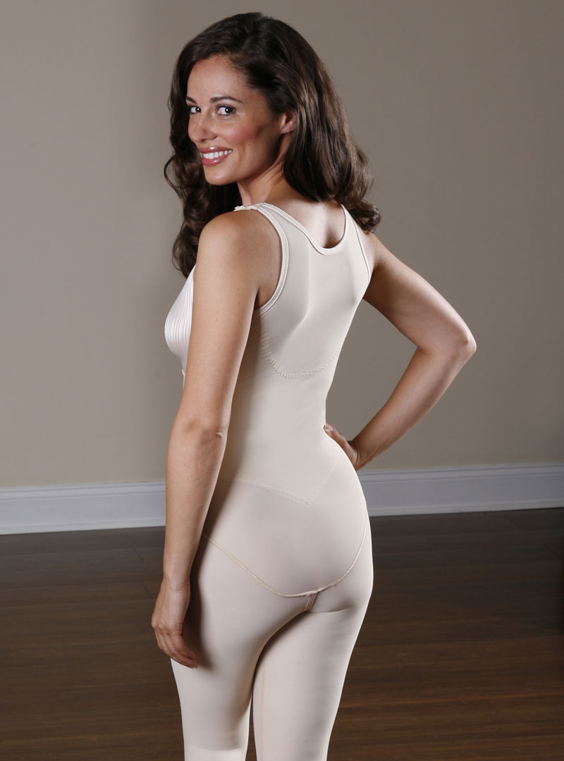 SC-255 Below the Knee Body Shaper