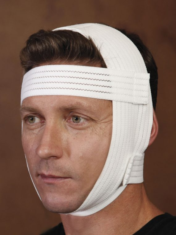 UCO-120-2 Universal Facial/ Otoplasty Band with 2 Securing Straps